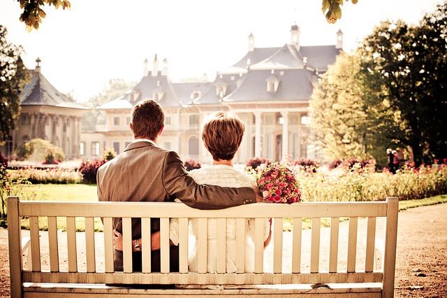 相手を支えたいと感じる場合、結婚の相性は良い