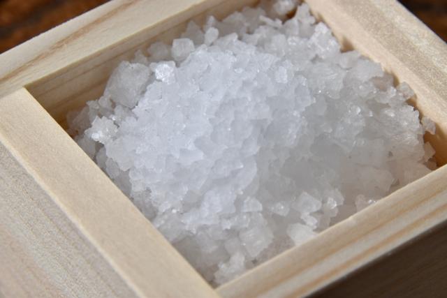 塩について
