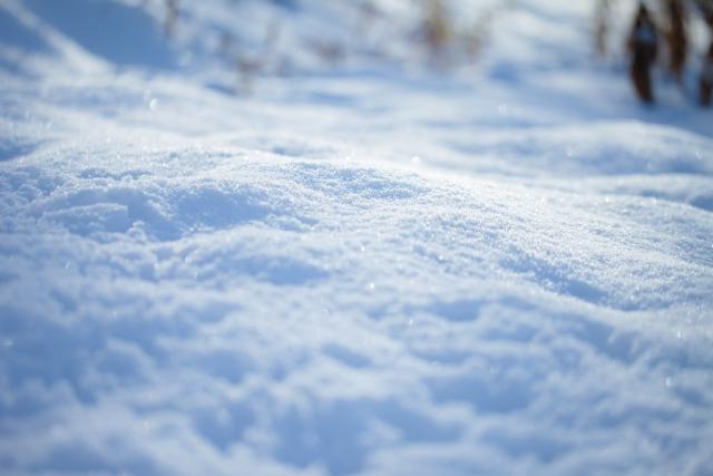 夢占い雪が降り積もる夢