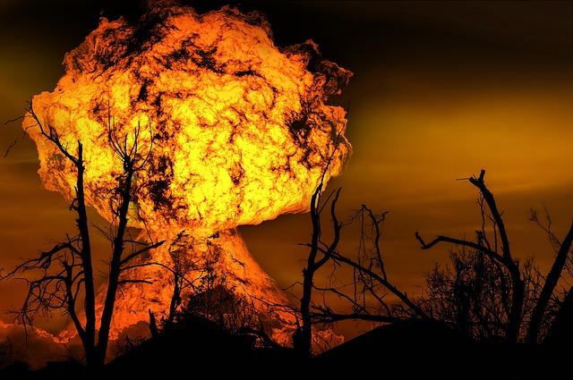 【夢占い】火事が大爆発