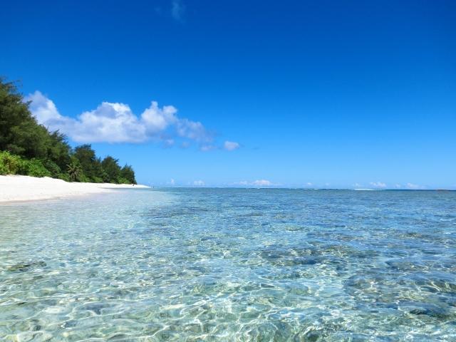 穏やかで美しい海の夢占い
