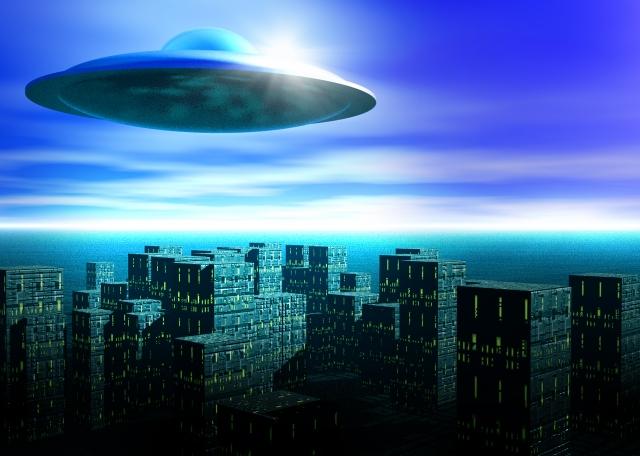 宇宙人と戦争する夢占い