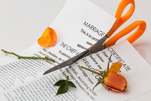 離婚に向けて動き出す