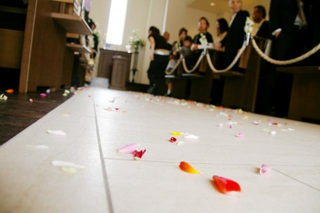 好きだった人の結婚式に参列する夢占い