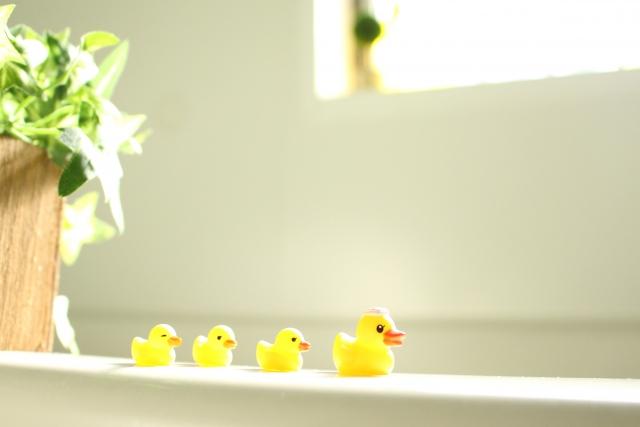 運の悪い日・ツイてない日は塩風呂・足湯で全身を清める