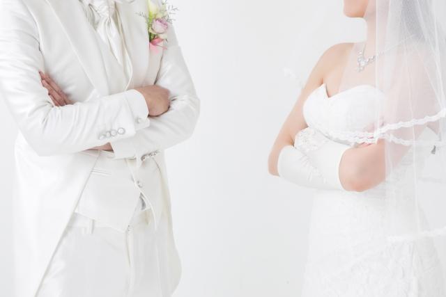 結婚式で喧嘩をする夢占い