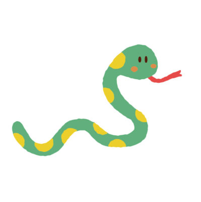 夢占いにおける蛇は神の使いと破滅へ導くものという意味の吉凶混合夢!性的欲求のあらわれの可能性も!