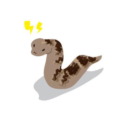 蛇を退治する夢占い