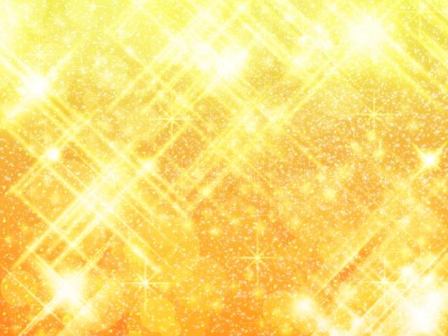 金色が印象的な夢占い