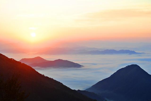 雲海を見下ろす夢占い