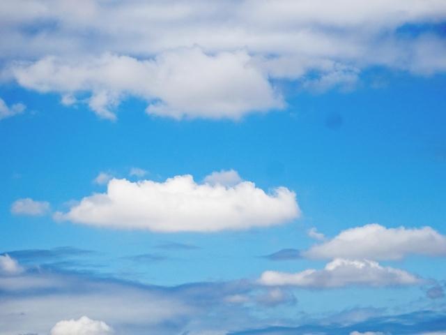雲に乗る夢占い