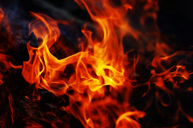 家が火事になる夢占い