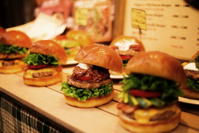 ハンバーガーの夢占い