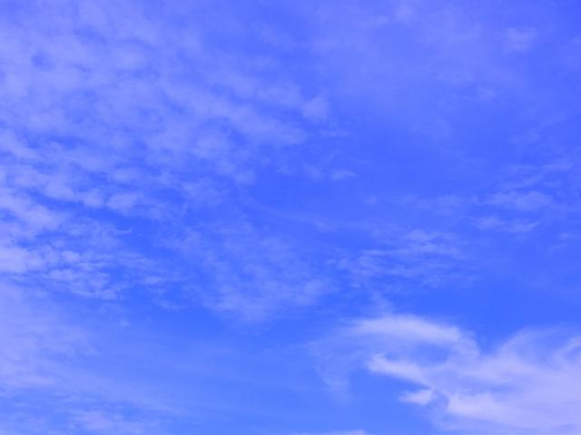 地震雲を見る夢占い