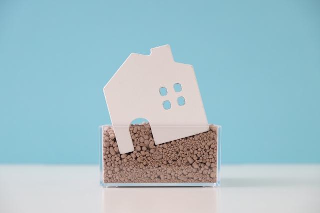 地震によって家が壊れる夢占い