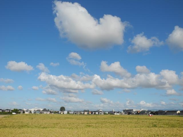 綿雲の夢占い