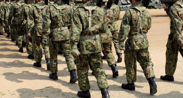軍人の夢占い
