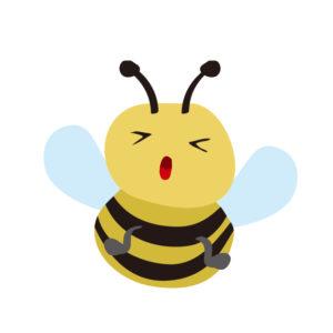 蜂を退治する夢占い