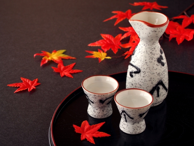 日本酒の夢占い