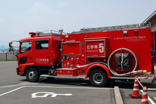 消防士の夢占い