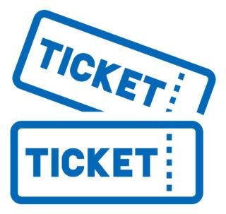 チケットは10分未満でも1枚消費される!