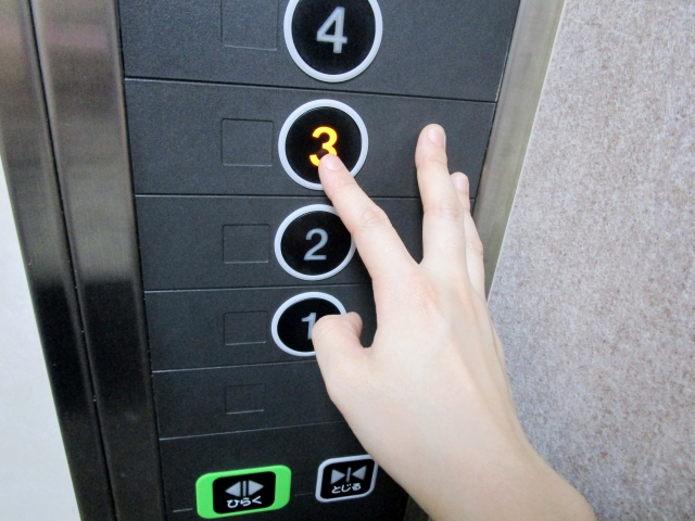 エレベーターに乗る夢占い