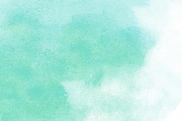 緑色のオーラ