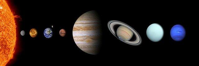 西洋占星術『天体(惑星)』