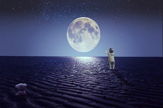 満月の解放とは?
