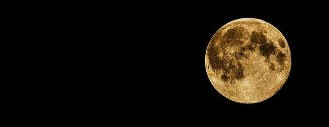 【新月】理想の人生を手に入れるための新月の願い事と満月の解放!【満月】