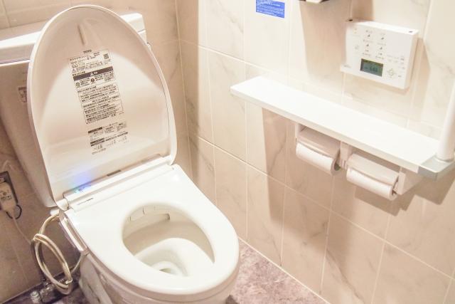 トイレは金運上昇の鍵!悪い気を溜めやすいので徹底的に!