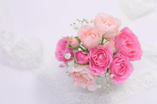 女性の運気全般に効果的な『花』