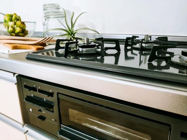 キッチンの掃除で金運、家庭運を上昇させる!