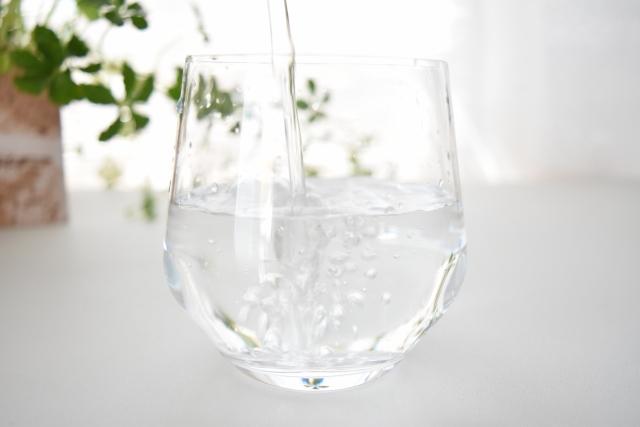 毎日水を取り変える