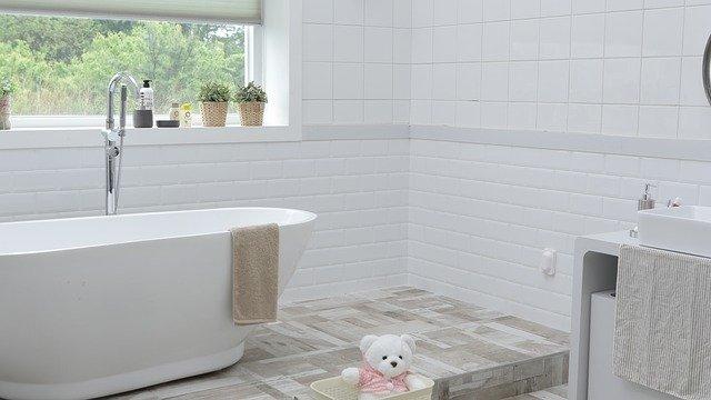 バスルームは恋愛運、美容運、健康運をアップしながら浄化までできる!