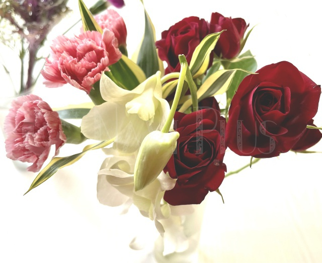 bloomee Life レギュラーコース(800円)のお花