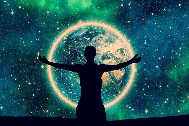 ヒーリングの効果は宇宙のエネルギーとの結合により起こる