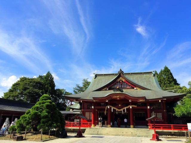 神社での祈願の作法、参拝方法の基本