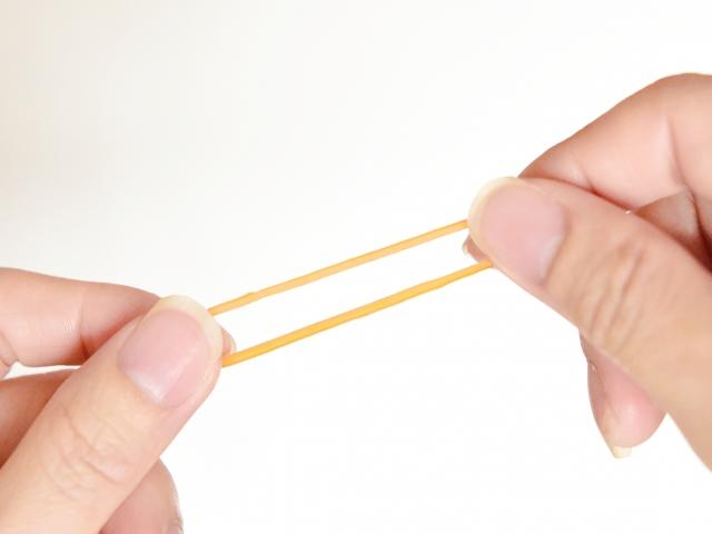 糸の性質を変える