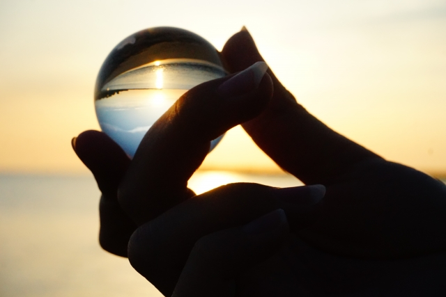 霊視と透視の上手な使い分け