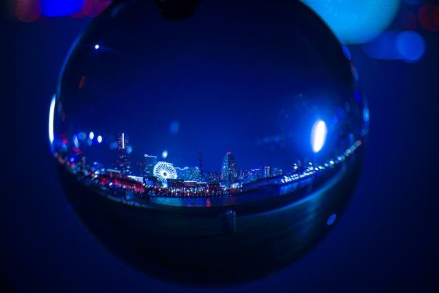 『水晶透視』