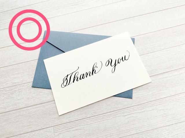 感謝や謝罪のメールを送るべきパターン