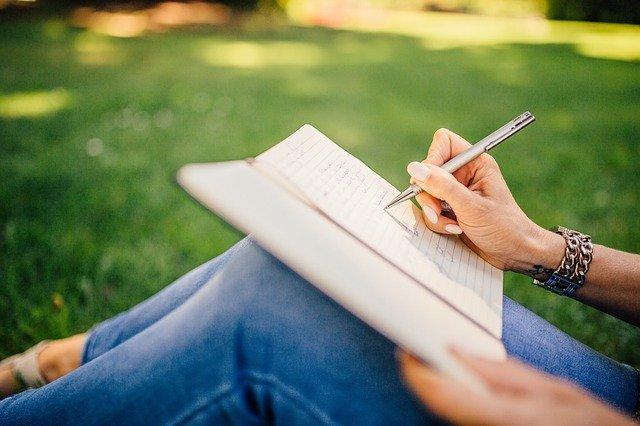 1.ポジティブな言葉を中心に書く
