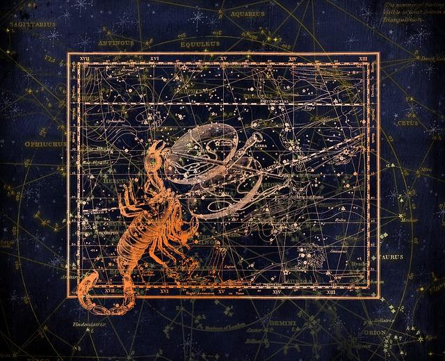 蠍座の神話