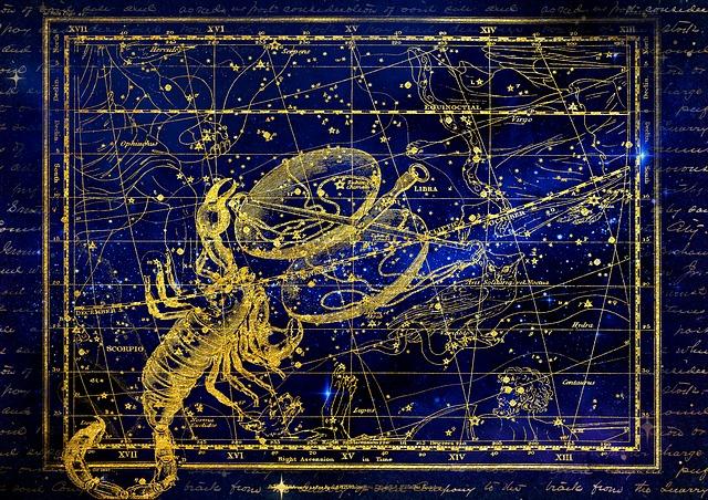 天秤座の神話